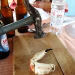 sposób na kraba