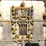 najsławniejszwe okono w Portugalii - Tomar